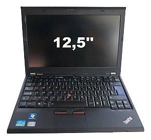 Notebook Lenovo ThinkPad X220 Core I5 4gb SSD 120gb 12,5 POL