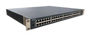 Switch Nortel 4550t 48 Portas 10/100 + 02 Rj45/sfp 1000