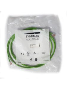 Patch cord SYSTIMAX CAT6 3m VERDE