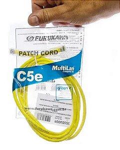 Patch Cord 4m FURUKAWA CAT 5e