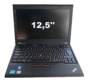 Notebook Lenovo ThinkPad X220 Core I5 4gb 120Ssd Sem Bateria
