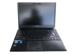 Notebook Toshiba Core I5 4gb 120ssd Hdmi Tela 13,3''