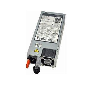 Fonte Dell D750e-s1 750w Power Edge R620 R720