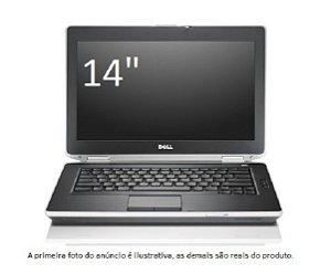 Notebook Dell Latitude E6430 14'' Core I5 8gb 120gb SSD HDMI
