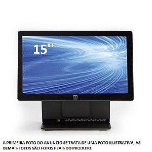 Computador Com Monitor Touch Elo 15 Polegadas 2GB 120GB SSD