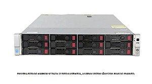 Servidor HP Dl 380 G9 Xeon E5 2680 v3 12 core 128gb 12tb