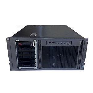 Servidor Hp ML350 G5 Proc Xeon QuadCore 4tb 16gb
