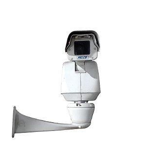 Suporte Motorizado Pelco Ewm Com Câmera Pelco Cc3701h-2x