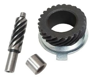 Pinhão Do Velocímetro C/ Engrenagem Titan150 Ks Allen