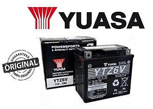 Bateria Ytz6v Yuasa Fan 150/Xre300