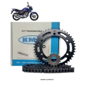 Kit Transmissão Kmc Pro Titan/Fan160