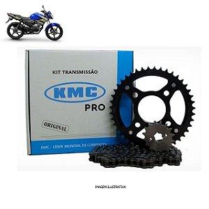 Kit Transmissão Kmc Pro Fazer150
