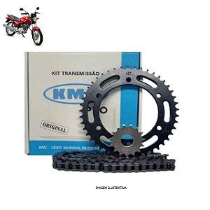 Kit Transmissão Kmc Pro Titan/Fan150