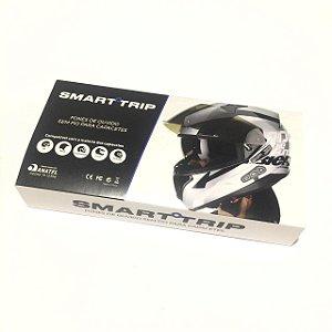 Sistema de Bluetooth para capacete Smart Trip
