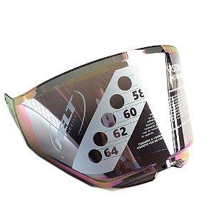 Viseira Helt Cross Vision Glass Camaleão Original