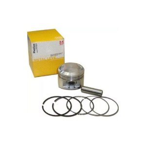 Pistao/Anel Crypton 115 0,50 Metal Leve