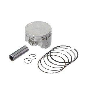 Pistão/Anel Fazer150 0.25 Metal Leve