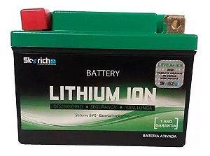 Bateria Litio Lix14 12ah 14ahshadow750/gsxr1100 Skyrich