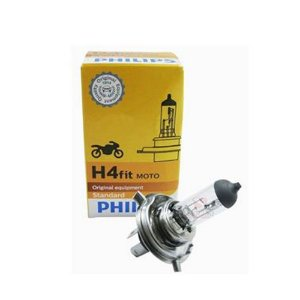 LAMPADA FAROL PHILIPS H4 FIT 12V35/35W P43T