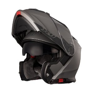 Capacete X11 Turner Solides Chumbo Metálico