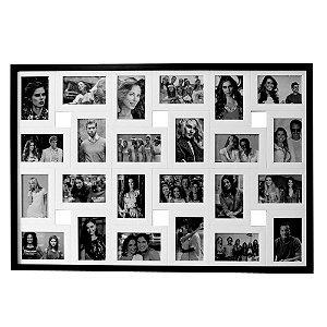 Quadro de fotos painel 24