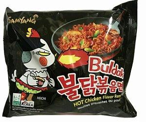 Macarrão Coreano Hot Chicken Buldak ORIGINAL (Muito Picante) - 140g