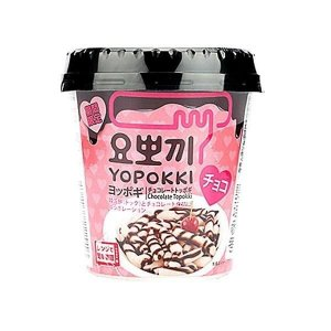 Yopokki Copo - CHOCOLATE 120g