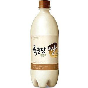 Makgeolli Vinho Coreano de Arroz (Korean Rice Wine) - 750 ml
