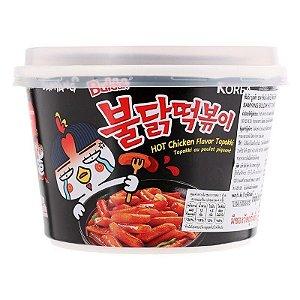 Hot Chicken Topokki  (Muito Picante) - 185g