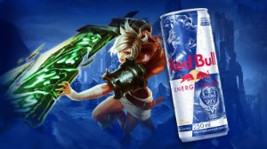 Red Bull SoloQ 2020 - Riven - 250ml