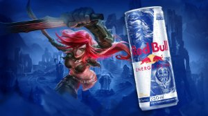 Red Bull SoloQ 2020 - Katarina - 250ml
