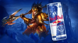 Red Bull SoloQ 2020 - Jarvan - 250ml