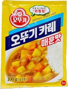 Curry Coreano em Pó Picante HOT - 100g