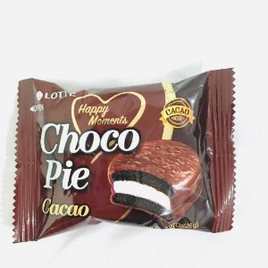 Choco Pie Marshmallow com Chocolate & CACAU 30g - UNIDADE