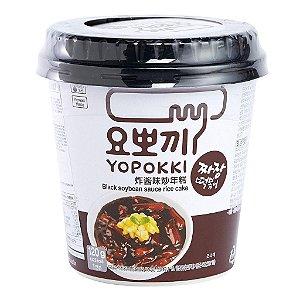 Yopokki Copo - Jjajang (Pasta de Soja Preta) 120g