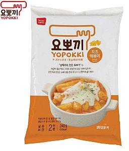 Yopokki (Pacotinho) - Queijo Picante 120g