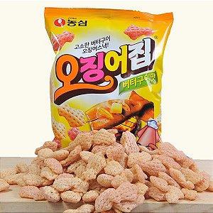 Salgadinho Coreano CUTTLEFISH - Sabor Lula grelhada 55g