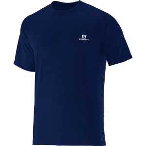CAMISETA SALOMON COMET SS M AZ MR