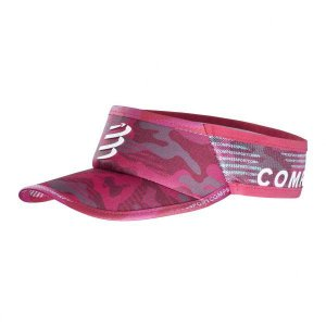 VISEIRA COMPRESSPORT ULTRALIGHT CAMU/NEON EDIÇAO LIMITADA