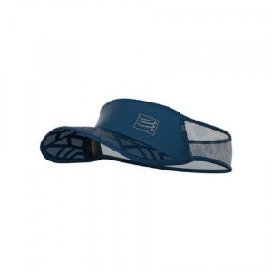VISEIRA COMPRESSPORT ULTRALIGHT SPIDERWEB AZUL MARINHO