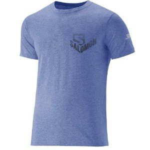 CAMISETA SALOMON CHILL II M AZ