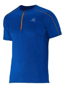 CAMISETA SALOMON ACTION 1/2 M AZ YOUDER