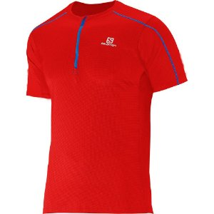 CAMISETA SALOMON ACTION 1/2 M VM