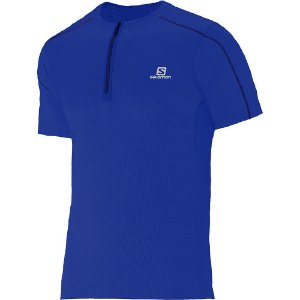CAMISETA SALOMON ACTION 1/2 M AZ RY/MR