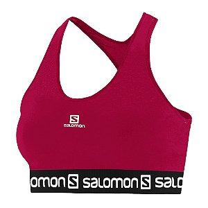 TOP SALOMON IMPACT BRA F CORAL