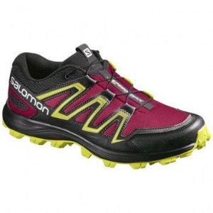 TENIS SALOMON SPEEDTRAK F ROSA