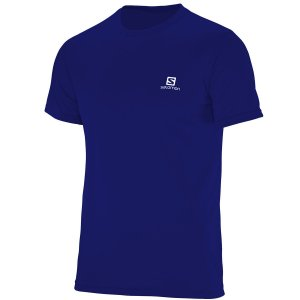 CAMISETA SALOMON TRAINNING VII M AZ RY