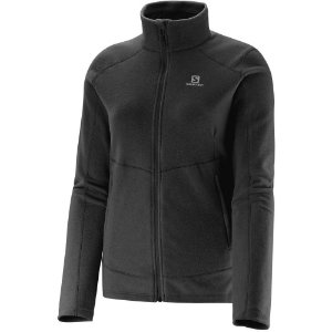 JAQUETA SALOMON POLAR 1/2 ZIP F PT