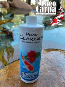 Pond Clarigen - Seachem - 500ml