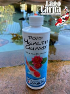 Pond Health Guard - Seachem - 500ml